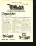 1909 6 26 Chalmers-Detroit 1910 To the 800 Disappointed THE SATURDAY EVENING POST AACA Library right page 21