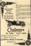 1910 CHALMERS-DETROIT Automobile Buyers are of Two Kinds ad 5.5″×8.25″ AACA Library