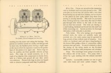 1912 THE LOCOMOBILE THE CAR OF 1912 6.25″×8.25″ x2 pages 102 & 103