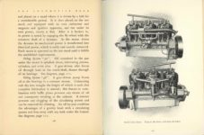 1912 THE LOCOMOBILE THE CAR OF 1912 6.25″×8.25″ x2 pages 108 & 109