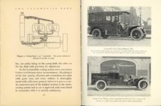 1912 THE LOCOMOBILE THE CAR OF 1912 6.25″×8.25″ x2 pages 126 & 127