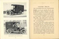 1912 THE LOCOMOBILE THE CAR OF 1912 6.25″×8.25″ x2 pages 128 & 129