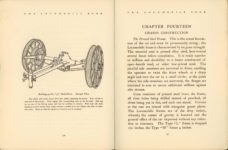 1912 THE LOCOMOBILE THE CAR OF 1912 6.25″×8.25″ x2 pages 150 & 151