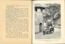 1912 THE LOCOMOBILE THE CAR OF 1912 6.25″×8.25″ x2 pages 18 & 19