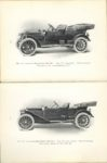 1912 THE LOCOMOBILE THE CAR OF 1912 6.25″×8.25″ x2 pages 196 & 197