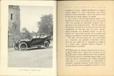 1912 THE LOCOMOBILE THE CAR OF 1912 6.25″×8.25″ x2 pages 20 & 21