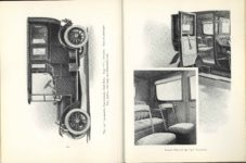 1912 THE LOCOMOBILE THE CAR OF 1912 6.25″×8.25″ x2 pages 200 & 201