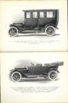 1912 THE LOCOMOBILE THE CAR OF 1912 6.25″×8.25″ x2 pages 202 & 203