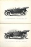 1912 THE LOCOMOBILE THE CAR OF 1912 6.25″×8.25″ x2 pages 204 & 205