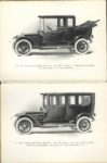 1912 THE LOCOMOBILE THE CAR OF 1912 6.25″×8.25″ x2 pages 208 & 209