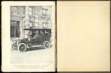 1912 THE LOCOMOBILE THE CAR OF 1912 6.25″×8.25″ x2 pages 210 & Inside back cover