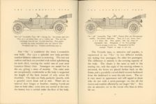 1912 THE LOCOMOBILE THE CAR OF 1912 6.25″×8.25″ x2 pages 30 & 31