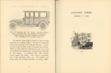 1912 THE LOCOMOBILE THE CAR OF 1912 6.25″×8.25″ x2 pages 34 & 35