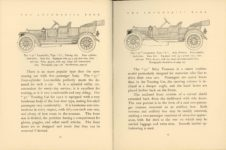 1912 THE LOCOMOBILE THE CAR OF 1912 6.25″×8.25″ x2 pages 42 & 43
