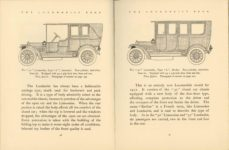 1912 THE LOCOMOBILE THE CAR OF 1912 6.25″×8.25″ x2 pages 46 & 47