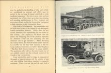 1912 THE LOCOMOBILE THE CAR OF 1912 6.25″ ×8.25″ x2 pages 54 & 55