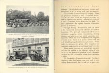 1912 THE LOCOMOBILE THE CAR OF 1912 6.25″ ×8.25″ x2 pages 56 & 57