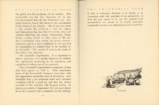 1912 THE LOCOMOBILE THE CAR OF 1912 6.25″ ×8.25″ x2 pages 60 & 61