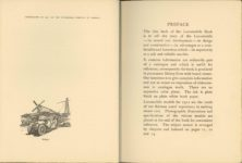 1912 THE LOCOMOBILE THE CAR OF 1912 6.25″×8.25″ x2 pages 8 & 9