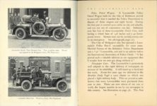 1912 THE LOCOMOBILE THE CAR OF 1912 6.25″×8.25″ x2 pages 92 & 93