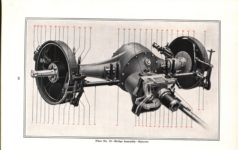"""1914 Packard MOTOR CARS INFORMATION """"2-38"""" and """"4-48"""" THE TRANSMISSION PACKARD MOTOR CAR COMPANY, DETROIT, MICHIGAN Antique Automobile Club of America Library page 50"""