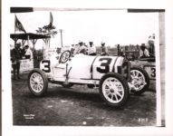 1914 STUTZ, Indy 500 Barney Oldfield Coburn Photo Indianapolis 3885 AACA Library front