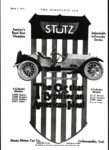 1915 3 3 STuTZ America Road Race Champion Indomitable in Everyday Service THE HORSELESS AGE AACA Library 5″×7″