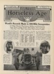 1915 6 2 STUTZ, Indy 500 Worlds Records Made in 500-Mile Sweepstakes The Horseless Age AACA Library page 725 1