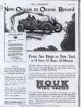 1915 6 3 STUTZ New Ocean to Ocean Record HOUK WIRE WHEELS THE AUTOMOBILE AACA Library page 96