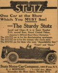 1915 STUTZ One Car at the Show Which You MUST See The Sturdy Stutz AACA Library clipping 4.25″×5.25″