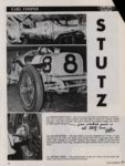 1915 STuTZ No. 8 BY FRANK TAYLOR CAR CLASSICS AUGUST 1972 AACA Library page 16