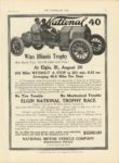 1910 3 31 NATIONAL Wins Illinois Trophy Elgin, ILL THE HORSELESS AGE 9″×12″ page 33