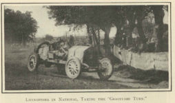 1910 8 31 NATIONAL Livingstone Elgin race car THE HORSELESS AGE 9″×12″ page 310