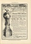 1910 8 31 The Thomas Flyer New York Paris Trophy THE HORSELESS AGE 9″×12″ page 7