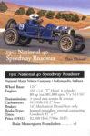 1911 National 40 Speedway Roadster trading card v3