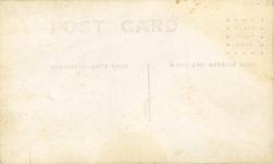 1912 ca. STUTZ STURDY STUTZ 1912 Santa Monica Earl Cooper? RPPC back
