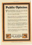 1913 4 17 Klaxon page 45