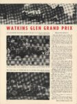 1950 12 WATKINS GLEN GRAND PRIX Notes by Perry Boswell Jr. ROAD and TRACK 8.25″×11″ page 4