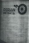 1911 ca. DORIAN REMOUNTABLE RIMS Advantages GC xerox