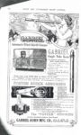 1911 ca. FOSTER SHOCK ABSORBER CYCLE AND AUTOMOBILE TRADE JOURNAL GC xerox page 17a