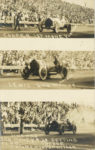 1913 STUTZ TACOMA MONTAMARTON COOPER 1ST MONEY ARCADE LEWIS 2ND MONEY ARCADE HUGHES 3RD MONEY 20 GETTING FLAG ARCADE RPPC front