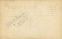 1914 8 29 Wishart Mercer Car Accident in 13th Lap Killed Aug 22th 1914 Was here KWV RPPC back