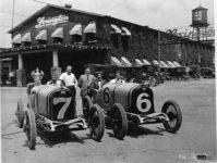 1920 LEXINGTON Factory Racers Cars 7 & 6 AC