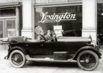 1920 Lexington Minute Man six AC