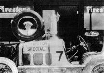 1920 ca. LEXINGTON Car No. 7 AC