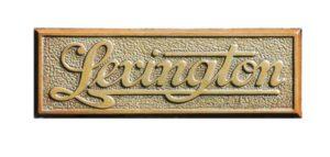 1920 ca. Lexington Brand Plaque 970×462 AC