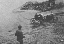 1923 LEXINGTON Pikes Peak Hillclimb Car No. 8 AC