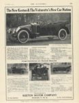 1913 12 4 KEETON The New Keeton The Voiturette's New Car-Nation THE AUTOMOBILE 8.5″×11″ page 101