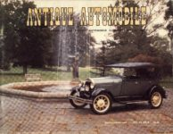 1913 KEETON ANTIQUE AUTOMOBILE March-April 1989 11″×8″