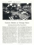 1917 2 1 DISBROW Custom Bodies at Chicago Salon THE AUTOMOBILE GC xerox page 287